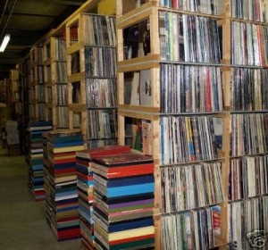 What Happens to Music Collections When They're Just Collections?